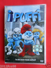 dvds,film,dvd,i puffi,the smurfs,los pitufos,schtroumpf,smurf,puffi,movie,f,v,gq