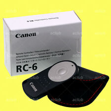 Genuine Canon RC-6 Wireless Remote Control for M3 760D 750D 5D Mark II 7D 5DS R