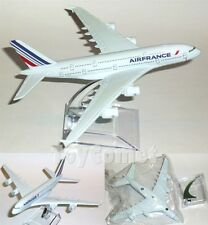 AIR FRANCE Airbus A380 Airplane 16cm DieCast Plane Model