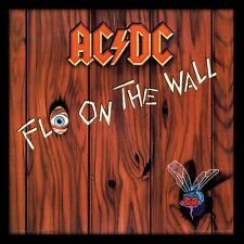 AC/DC - Fly on the Wall - Framed Album Cover Print ACPPR48073