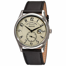 "Stuhrling Original Men's 171B.331554 "" Cuvette""  Automatic Watch"