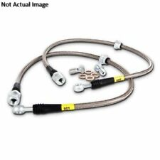 StopTech 90-01 Integra Front Stainless Steel Brake Lines