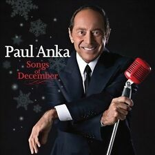 PAUL ANKA - SONGS OF DECEMBER -CD-MINT