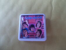 "3 BAY CITY ROLLERS 7"" SINGLE PICTURE COVER BADGES / PINS FREE POSTAGE IN THE UK"