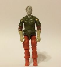 Comic Pack Flint Test Shot - RARE GI Joe  Prototype figure