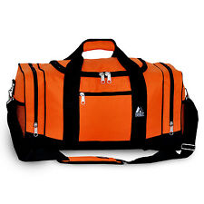 """Gym Sport Travel Bag with Wet Pocket Work out All Purpose Large Duffle 25"""""""