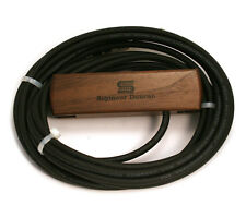 Seymour Duncan Woody SC Walnut Acoustic Sound Hole Guitar Pickup 11500-30-WLN