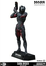 Mass Effect Andromeda: 18cm Sara Ryder Collectors Statue Figurine Action Figure
