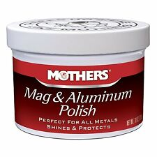 Mothers 05101 Mag & Aluminum Polish - 10 oz with Free Shipping