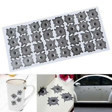 New Bullet Hole Orifice Sticker Graphic Decal Shot hole Car Auto Helmet Window