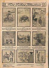 Village de Massevaux Alsace Poste de Secours Ambulance Croix Rouge  WWI 1915