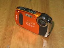 Fujifilm FinePix XP Series XP50 14.4MP Digital Camera - Orange not working