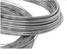 925 Sterling Silver Round Wire 20 gauge 0.8mm Half Hard 5 ft