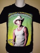 KENNY CHESNEY NO SHOES NATION 2013 SMALL T SHIRT COUNTRY OUT OF PRINT