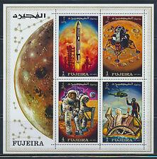 FUJEIRA SPACE APOLLO 12  MICHEL BLOCK 23A
