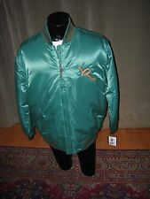 Rocawear Flight Bomber Jacket Emerald Green Parka XL Jay Z Jigga Money Rare NWT