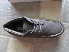 NEW STEVE MADDEN FLYYNN GRAY SUEDE CHUKKA BOOTS SNEAKERS BOOT SHOES MENS 11