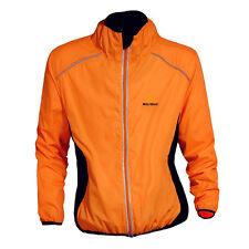 WOLFBIKE Wind Stopper Bike Bicyle Cycling Sport Clothing Jacket Wind Coat Jersey