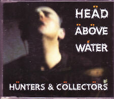 Hunters & Collectors Head Above Water Australian CD single (1992)