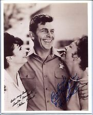 ANDY GRIFFITH SHOW ~Aneta Corsaut~ Autographed Helen Crump Signed 8x10 Photo +BL