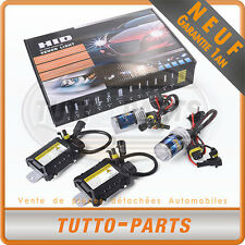 KIT DE CONVERSION XENON HID H7 6000K 35W - PEUGEOT 306 307 308 309 4007 4008 404