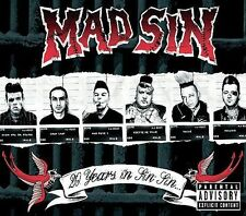 Mad Sin: 20 Years in Sin Sin  Audio CD