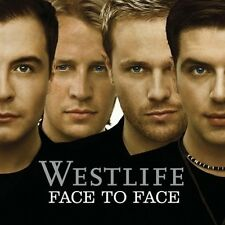 Westlife - Face To Face - CD Album (2005)