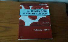 The Human Body In Health & Disease (Fifth Edition Study Guide)