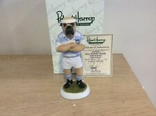 Robert Harrop DP258AR BULLMASTIFF RUGBY SCRUM DOGS THE PUMAS TIME LTD ED