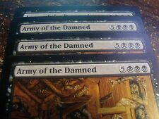 Army of the Damned x1 Innistrad SP Free Shipping Canada!
