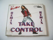 DJ BOBO - Take Control Remix    (CD)