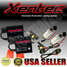 Xentec HID KIT SLIM Xenon 9003 H4 Hi/Lo 5000K White High & Low Conversion Lights