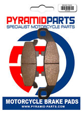 Kawasaki ZZR 600 90-92 Rear Brake Pads