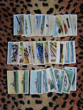 Cigarette Card : Wills : Speed (1938) : Full Set
