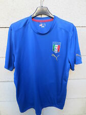Maillot ITALIE ITALIA maglia calcio football collection PUMA shirt trikot L