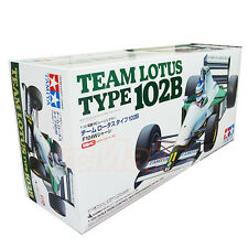 Tamiya 1:10 F104W Team Lotus Type 102B EP RC Cars F1 2WD On Road #84287
