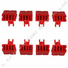 8 x Sturdy Grip Clamp Vice Pegs For Black & Decker Workmate WM540 WM541 WM550