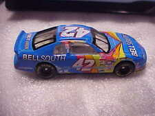 Hot Wheels Mint Loose Trading Paint #42 BellSouth Race Car with Real Rider Tires