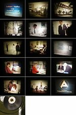 16mm Film von 1990.Jahre-Kaufmann Immobilien-Berufsbild- Arbeitsamt Werbefilm