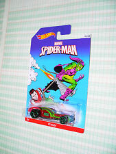 2014 Hot Wheels Marvel Spider-man ICandy #2/8