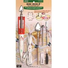 "Clover Mini Iron II ""The Adapter Set"" For Sewing Quilting & Crafting #9101"