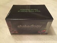 Shakeology Beachbody New Sealed Box 24 Packs Greenberry Chocolate Not Expired.