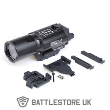 Element X300 Ultra Flashlight Tactical Torch Airsoft Weapon Light Black UK
