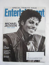 Entertainment Weekly  #1055 Michael Jackson Special Tribute Issue - 10-Jul-2009