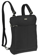 Travelon Bags Anti-Theft Convertible Backpack Purse - Black
