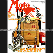MOTO REVUE N°2344 HARLEY-DAVIDSON STORY ★ SPECIAL EQUIPEMENTS ACCESSOIRES 1977 ★