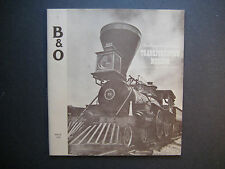 B&O Baltimore and Ohio Transporation Museum Baltimore, Maryland