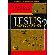 JESUS FILM Fact or Fiction DVD Includes Brian Deacon Inspirational NEW Sealed
