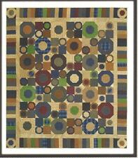 Octagon Patchwork quilt pattern by Vicki Bellino of Bloom Creek