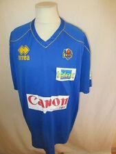 Maillot de basket vintage HTV Hyèes Toulon LNB N° 20 Bleu Taille XXXL